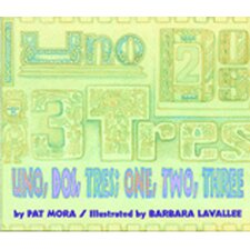 Uno Dos Tres One Two Three Book