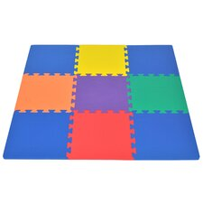 Wonder Mat Extra Thick Non-Toxic Playmat for Babies
