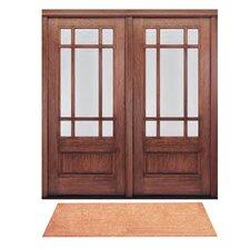 DeCoir Double Door Doormat