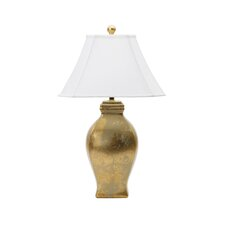 """28"""" H Table Lamp with Bell Shade"""