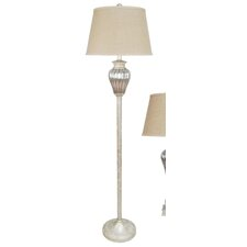 """63.5"""" H Table Lamp with Empire Shade (Set of 2)"""