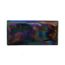 """Atmosphere 2"""" x 4"""" Glass Mosaic Tile in Multi"""