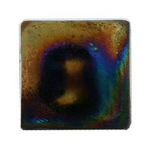 """Atmosphere 2"""" x 2"""" Glass Mosaic Tile in Multi"""