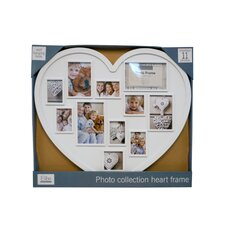 Photo Collection Heart Frame Set