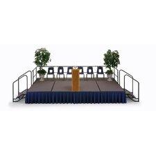 Transfold Fixed Platform Carpet Deck