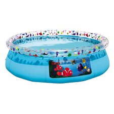 "Round 20.08"" Finding Nemo Fast Set Swimming Pool"