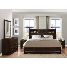 Montana Panel 5 Piece Bedroom Set