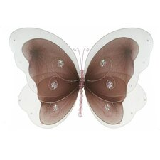 Sasha Butterfly Hanging Nylon Layered 3D Wall Decor
