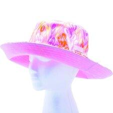 Women's Bucket Reversible Tulip Gardening Hat