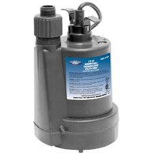1/5 HP Submersible Utility Pump