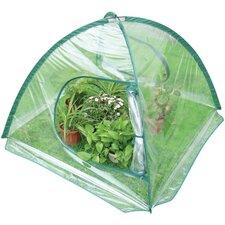 Folding 3 Ft. W x 3 Ft. D Mini Greenhouse