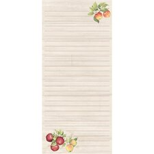 Apple Orchard Mini List Pad (Set of 2)