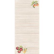 Apple Orchard Mini List Pad