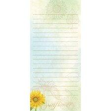 Virtue Grows Mini List Pad