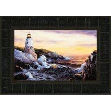 Night Watch by Steve Wilson Framed Painting Print
