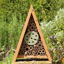 Elegance Mason Bee Free Standing Birdhouse