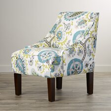 Heady Upholstered Arm Chair