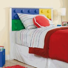 Primary Street Block Twin Panel Headboard