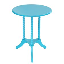 Classica Pedestal End Table