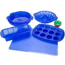 Non-Stick 18 Piece Silicone Bakeware Set