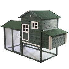 Backyard Poultry Hen House Chicken Coop
