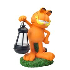 Garfield the Cat LED Lighted Statue