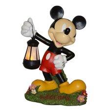 Disney Mickey Mouse Holding Lantern Statue