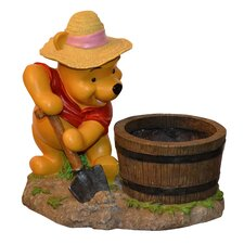 Disney Winnie the Pooh Novelty Statue Planter