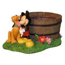 Disney Mickey Mouse Novelty Statue Planter