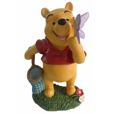 Disney Winnie The Pooh with Butterfly Friend Statue
