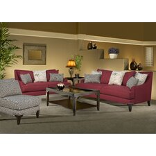 Megan 3 Piece Sofa, Loveseat and Chair Set