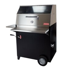 """60"""" Gourmet Charcoal Grill"""