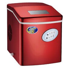 "Ice Boss 14"" 33 lb. Portable Ice Maker"