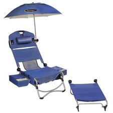 Lounge Pac Chair with Umbrella