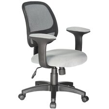 Breezer Mid Back Mesh Conference Chair