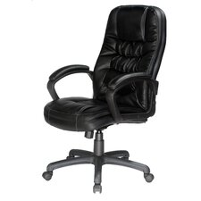 High Back Soft Leather Executive Chair