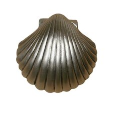Scallop Ell Cup/Bin Pull (Set of 4)