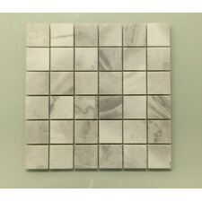 "2"" x 2"" Square Mosaic Polished in Blue Argentino"