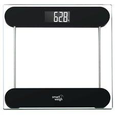 Tempered Glass Digital Bathroom Scale