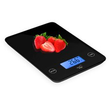 Digital Glass Top Kitchen and Food Scale