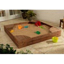Backyard 5' Rectangular Sandbox