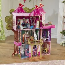 Storybook Mansion Dollhouse