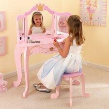 Princess Vanity Set with Mirror
