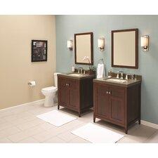 """Briella 30"""" Bathroom Vanity Set"""