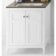 Briella Wood Cabinet Vanity Base