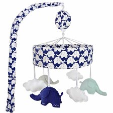 Classic Collection Elephant Musical Mobile