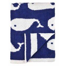 High Seas Sweater Knit Jacquard Blanket