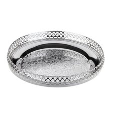 Queen Anne Small Round Tray