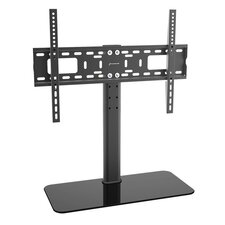 """Fixed TV Mount for 42""""-55"""" Flat Panel Screens with DVD Stand"""