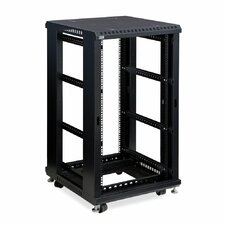 Linier No Doors and Side Panels Open Frame Server Rack